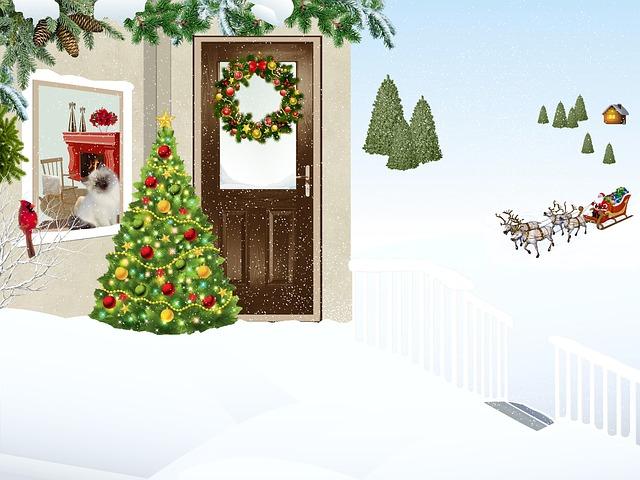 Servihogar cerrajeros Valencia y las puertas de la Navidad