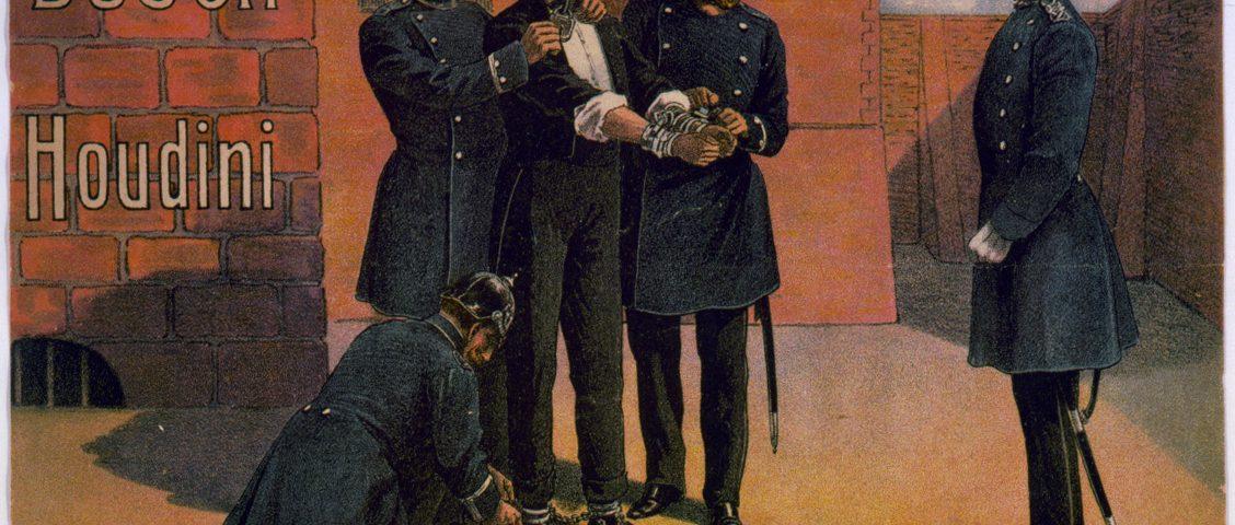Harry Houdini y Servihogar Cerrajeros Valencia